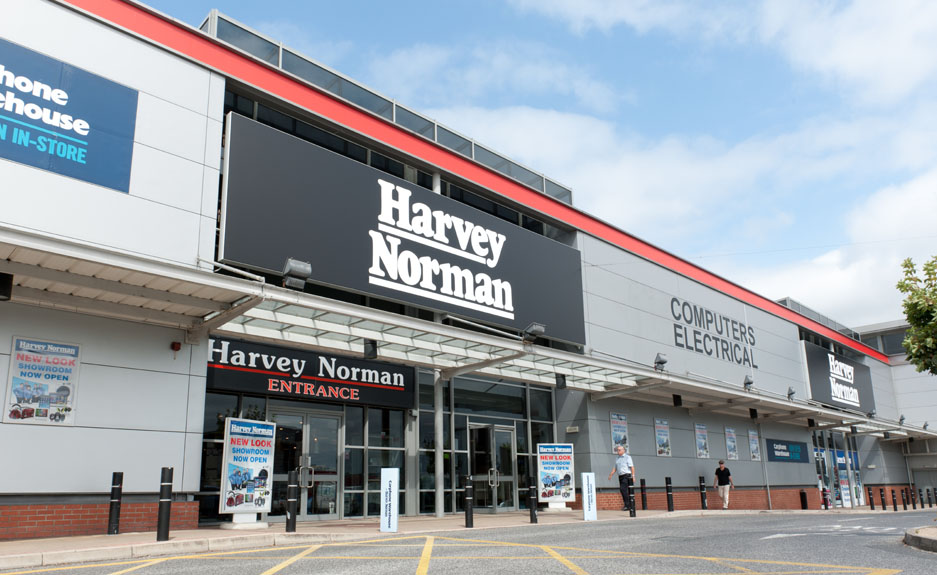 harvey norman review asic