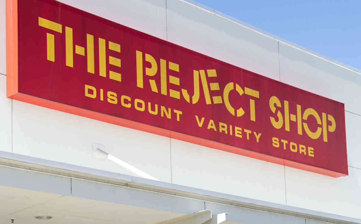 Reject Shop