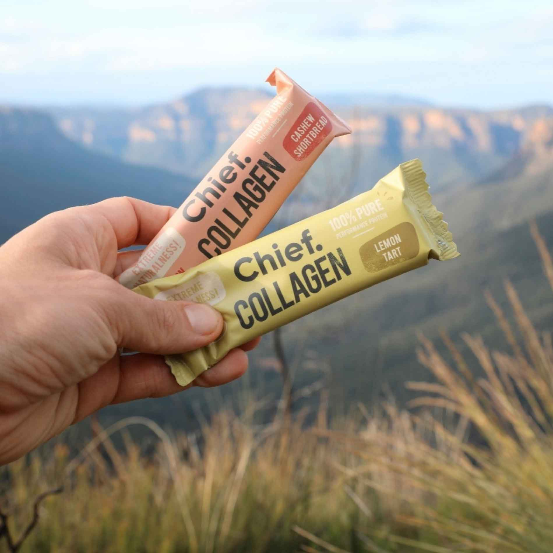 Chief Protein Bars
